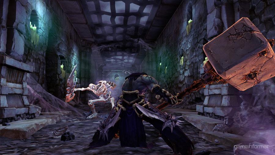 Первые Скриншоты DarkSiders 2