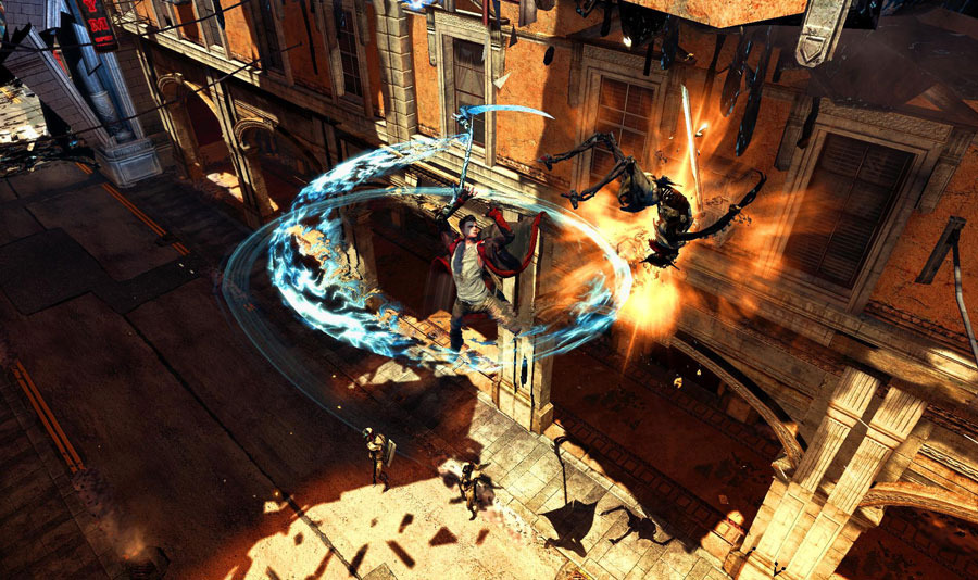 ��������� Devil May Cry � �3 2011