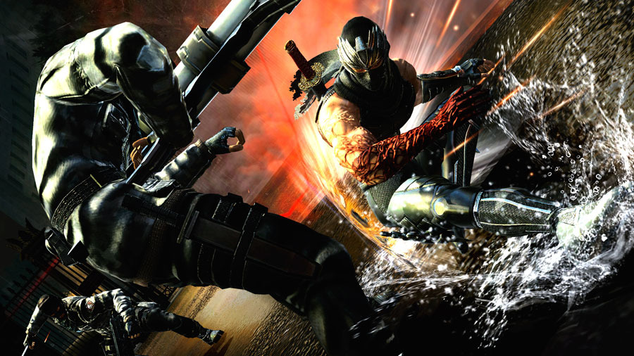��������� Ninja Gaiden 3 � E3 2011