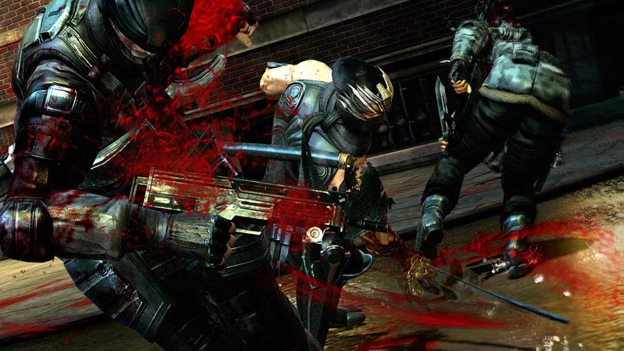 Скриншоты Ninja Gaiden 3 с E3 2011