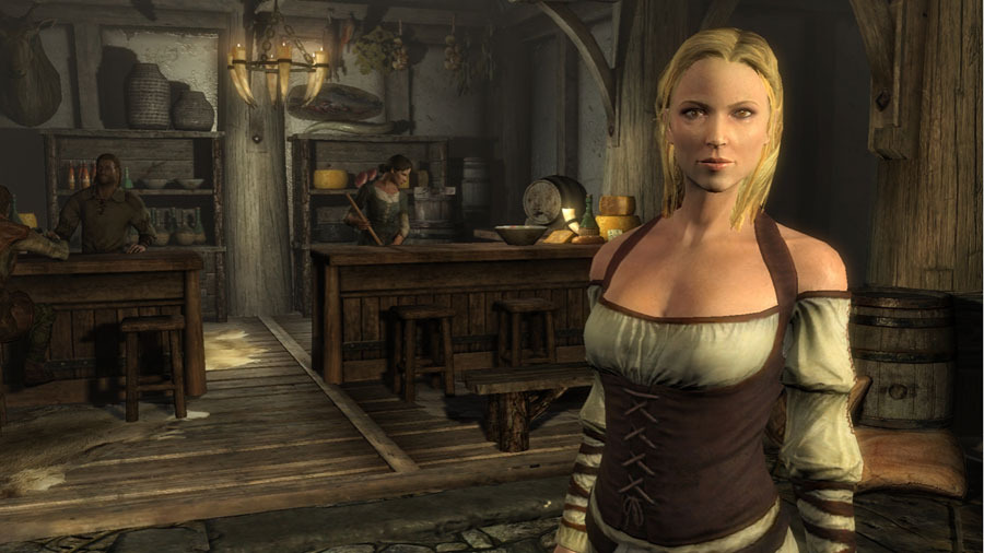 Скриншоты The Elder Scrolls 5 Skyrim с E3 2011