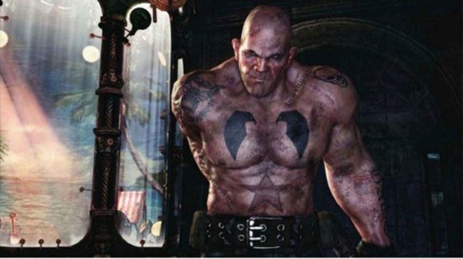 Несколько провокационных скриншотов из Batman Arkham City