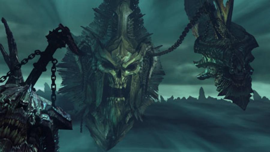 Скриншоты Darksiders 2 – в царстве Смерти
