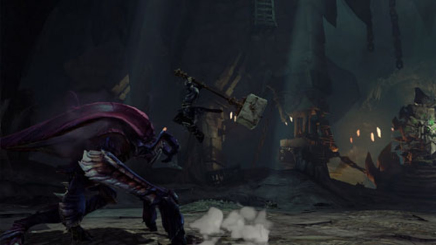 how to get to foundry darksiders 2