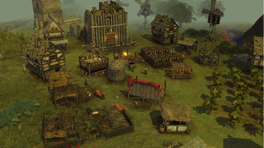 PC Game - Stronghold 3  Gold Edition Incl Crack.