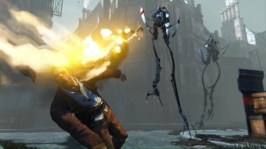 Скриншоты Dishonored с QuakeCon 2011