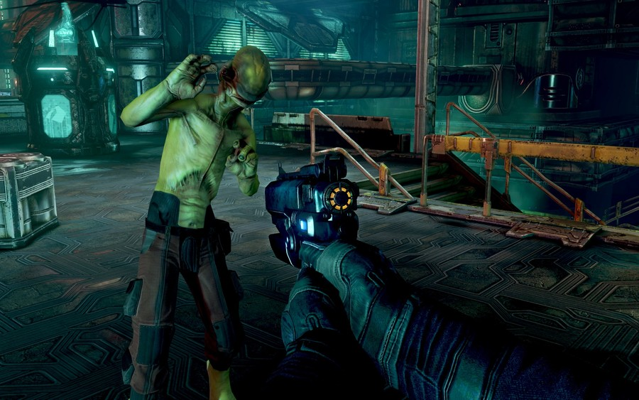 Скриншоты Prey 2 с QuakeCon 2011