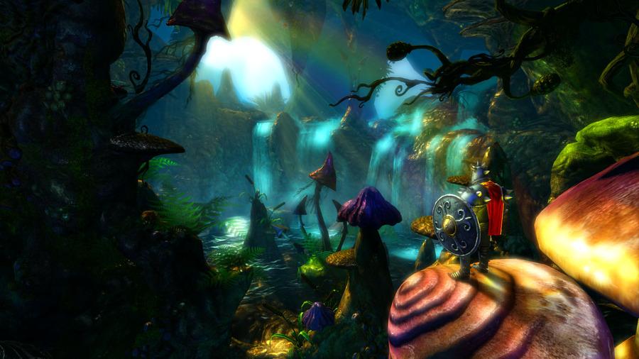 Красочные скриншоты Trine 2