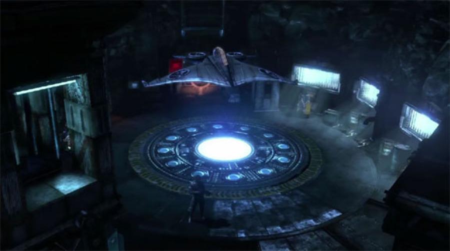 Подробности о DLC Batcave для Batman: Arkham City