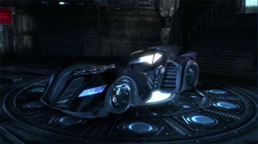 ����������� � DLC Batcave ��� Batman: Arkham City