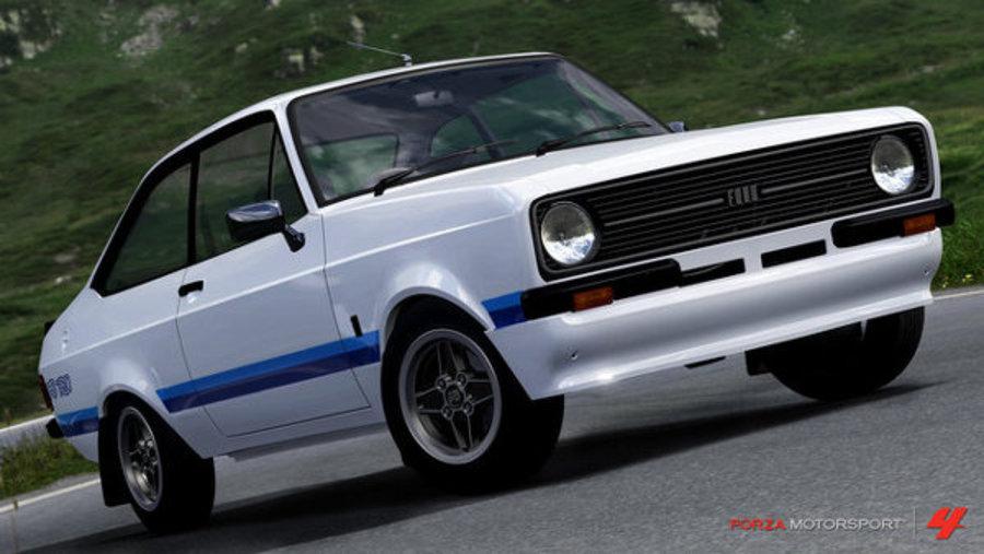 10 автомобилей в новом дополнении для Forza Motorsport 4