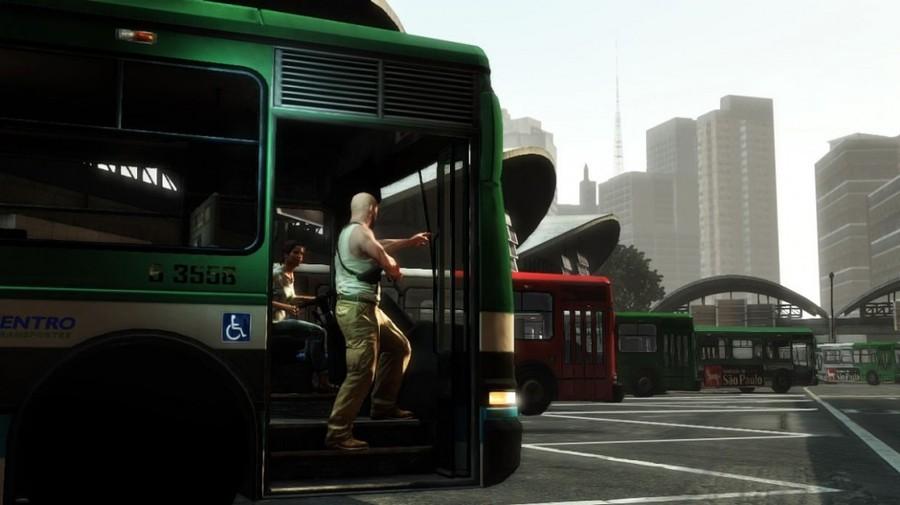 Скриншоты Max Payne 3 – на чужой земле