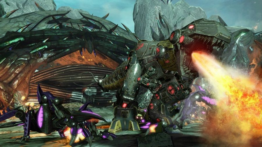 ��������� Transformers: Fall of Cybertron � ����������� ������