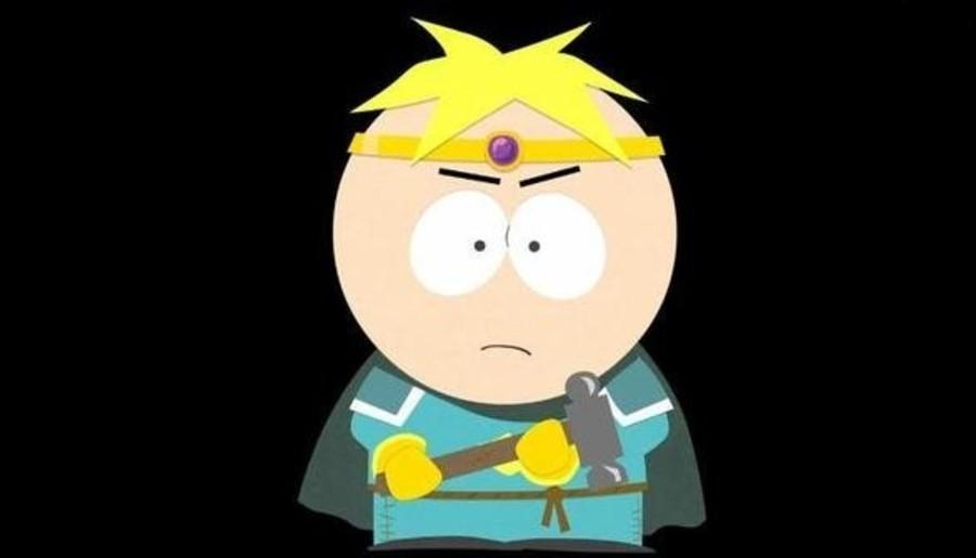 Игру South Park На Psp