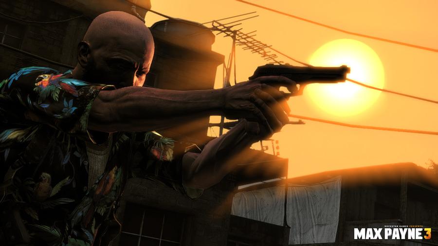 ��������� Max Payne 3: ��������� ���� � �����������