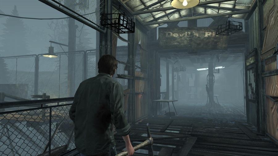 Мерфи Пендлтон на скриншотах Silent Hill Downpour
