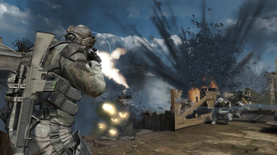 ��������� � ���� Ghost Recon: Future Soldier � �� �������