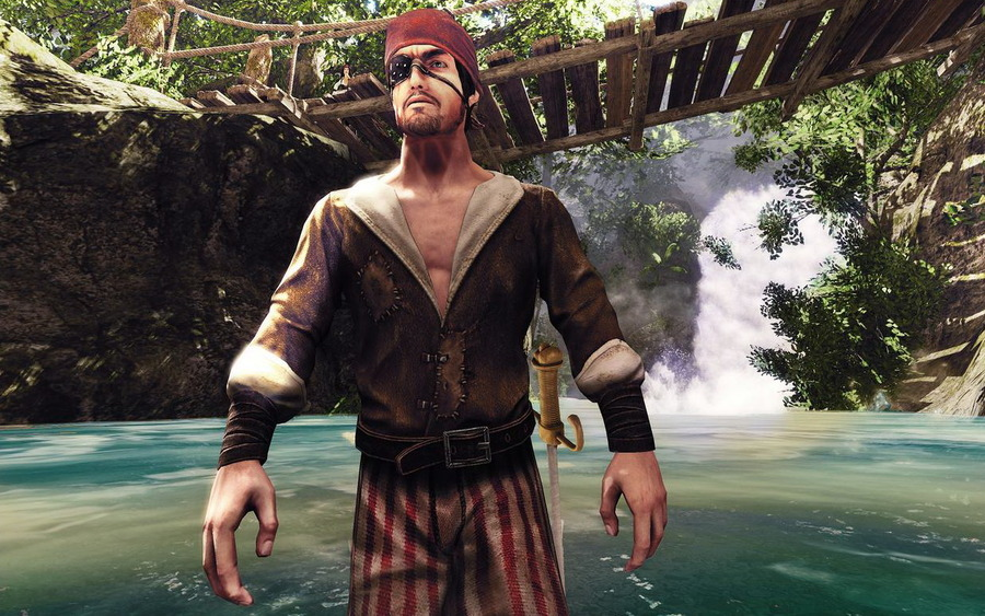 Скриншоты Risen 2: Dark Waters – дела пиратские