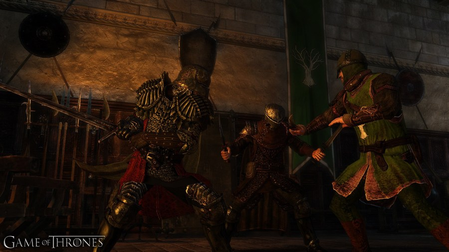 Новые скриншоты RPG Game of Thrones