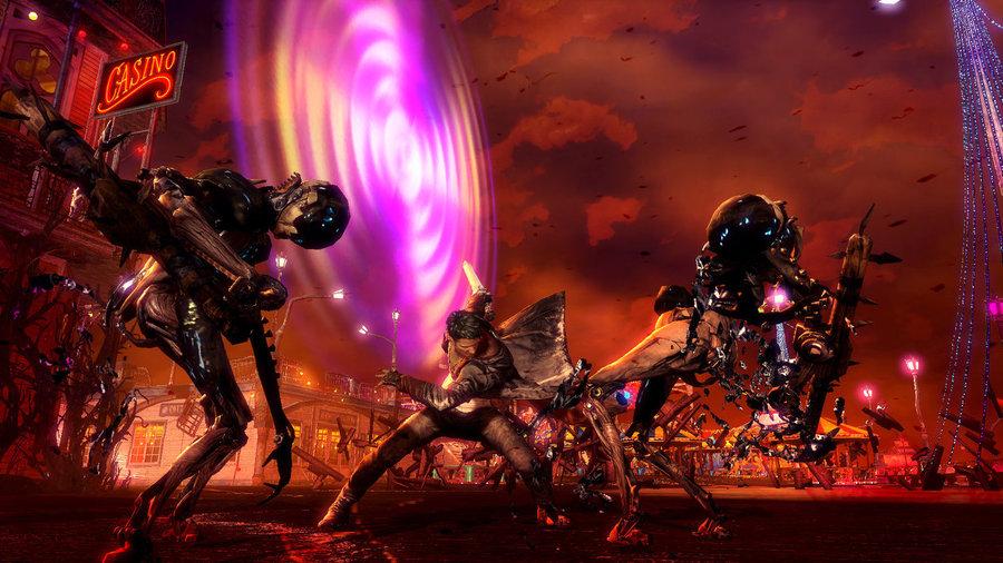 Новые подробности, скриншоты и концепт-арты Dmc Devil May Cry