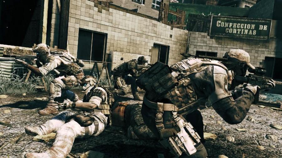 Скачать Игру Ghost Recon Future Soldier Через Торрент - фото 7