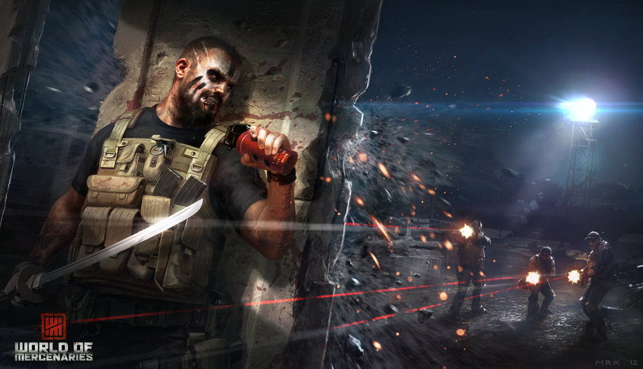 World of Mercenaries World-of-Mercenaries-1332917477240283