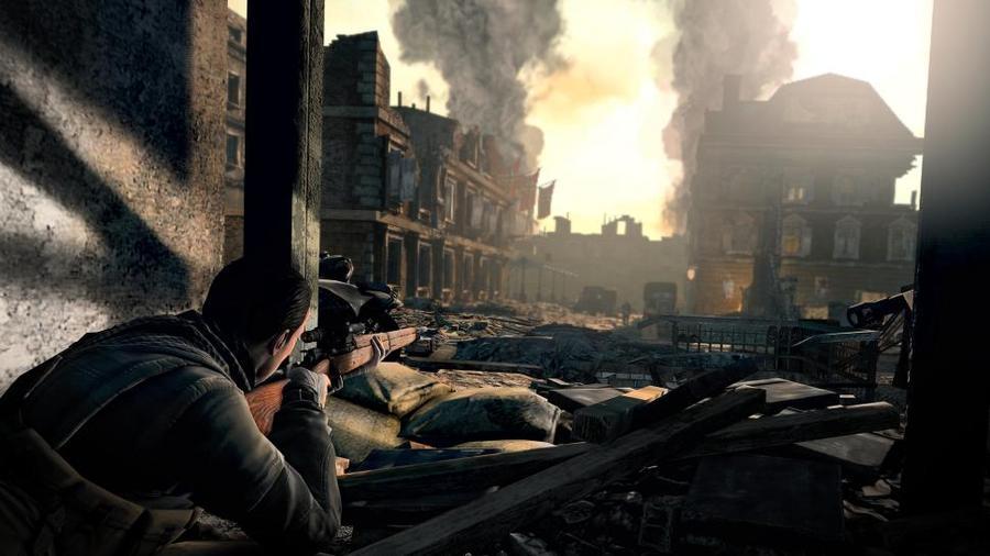 Игры Sniper Elite V2 Скачать