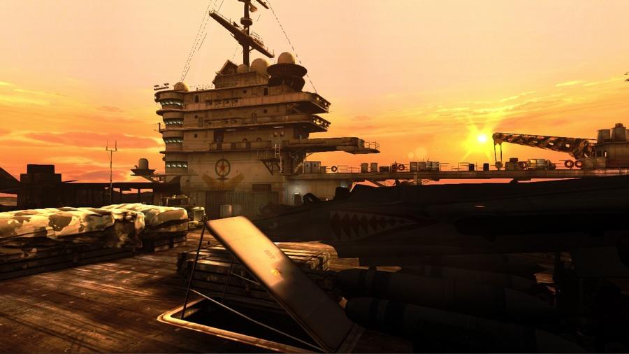 Скриншоты бонусных карт Resident Evil 6