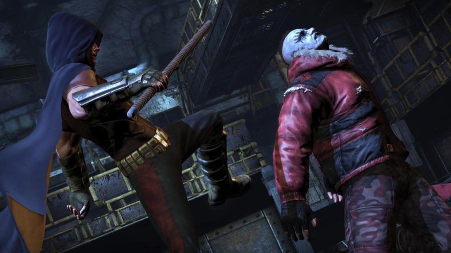 Скриншоты дополнения Harley Quinn's Revenge для Batman: Arkham City