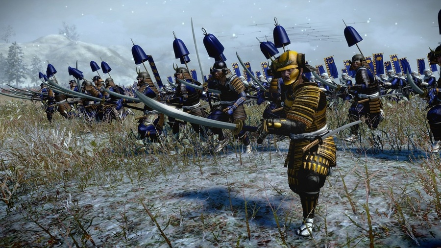 Total War Shogun 2 Кряк