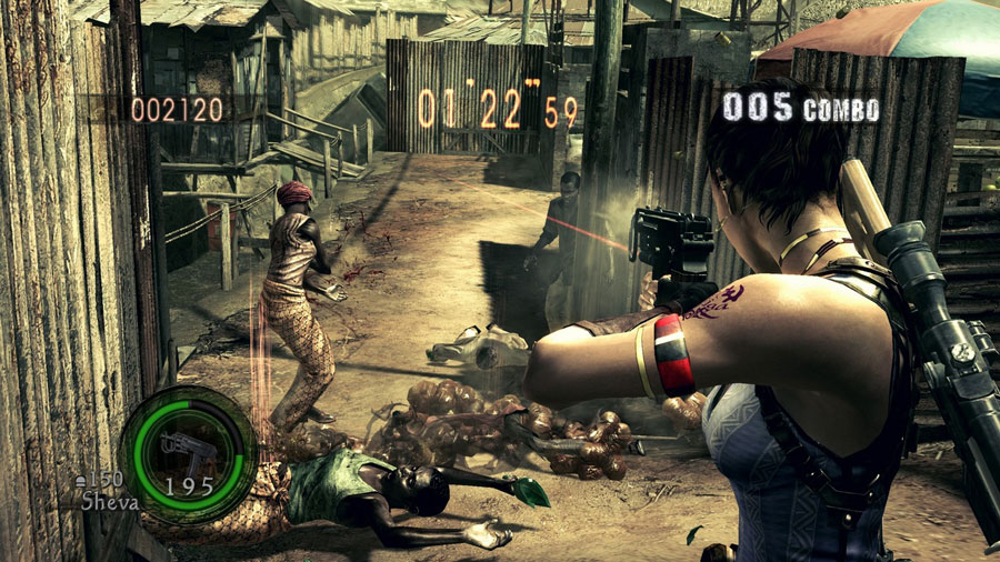 Resident Evil 5 Gold Edition - Download Game PC Iso
