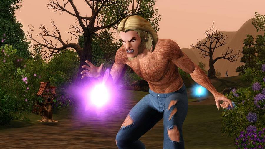 New The Sims 3 Supernatural in-game screenshots, artwork and images