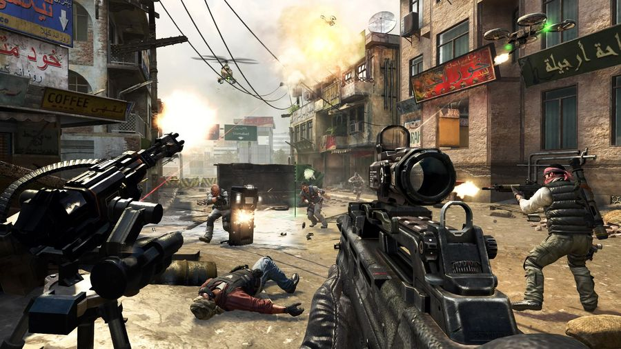 Call of Duty: Modern Warfare 2 Overview - Polygon
