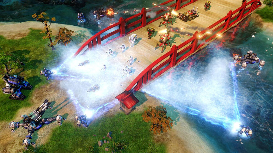 Download Command Conquer Red Alert 3: Uprising