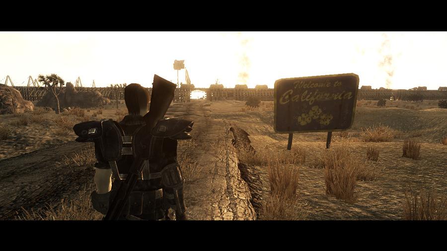 скачать мод на Fallout New Vegas на бег - фото 4