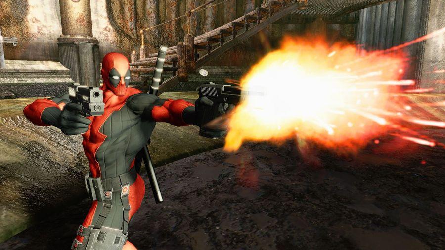 Deadpool (Дэдпул) скачать торрент бесплатно на PC