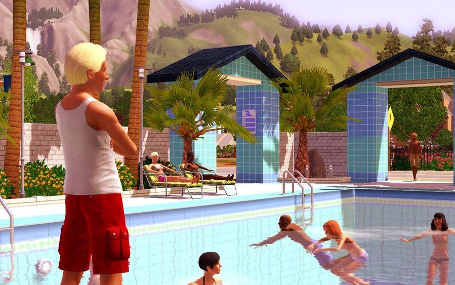 Sims 3 как увеличить длину члена - 8d