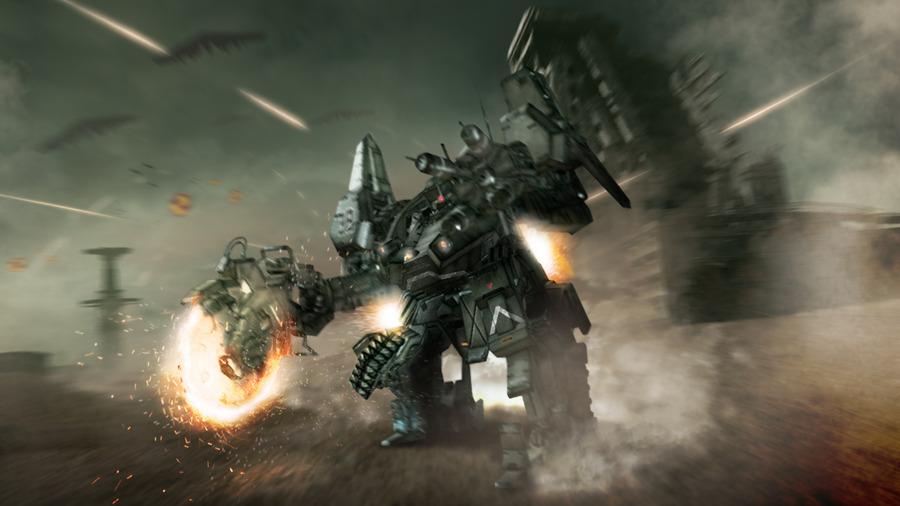 Анонсирован проект Armored Core Verdict Day, скриншоты