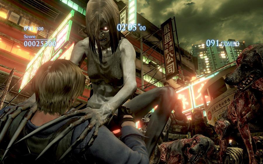 Resident Evil 6 и персонажи L4D2 уже в новом апдейте.