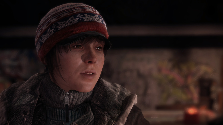 how to get beyond two souls collectibles