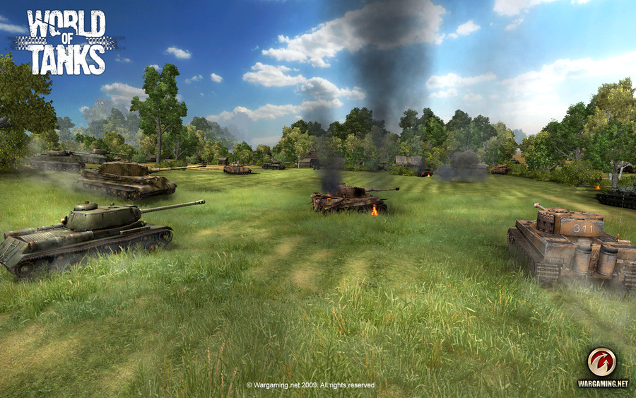 World of tanks скриншот