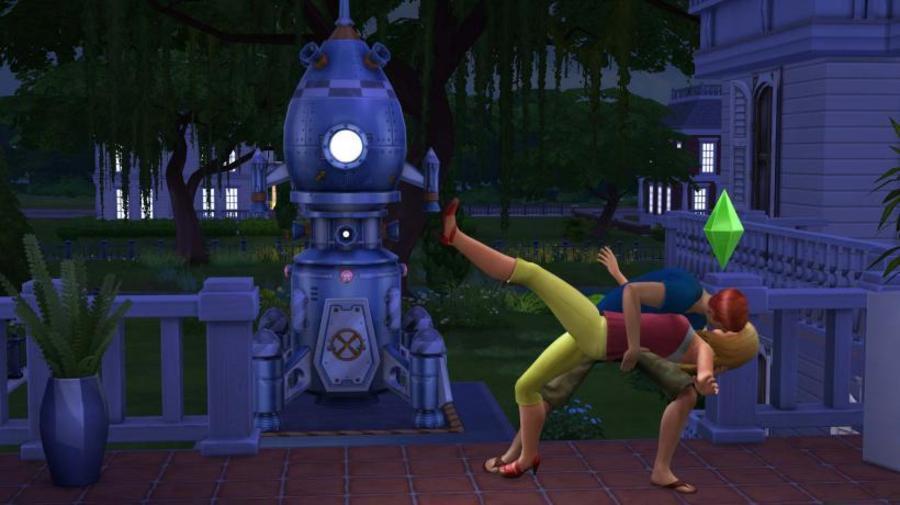 Симс 4 На Xbox 360 Цена