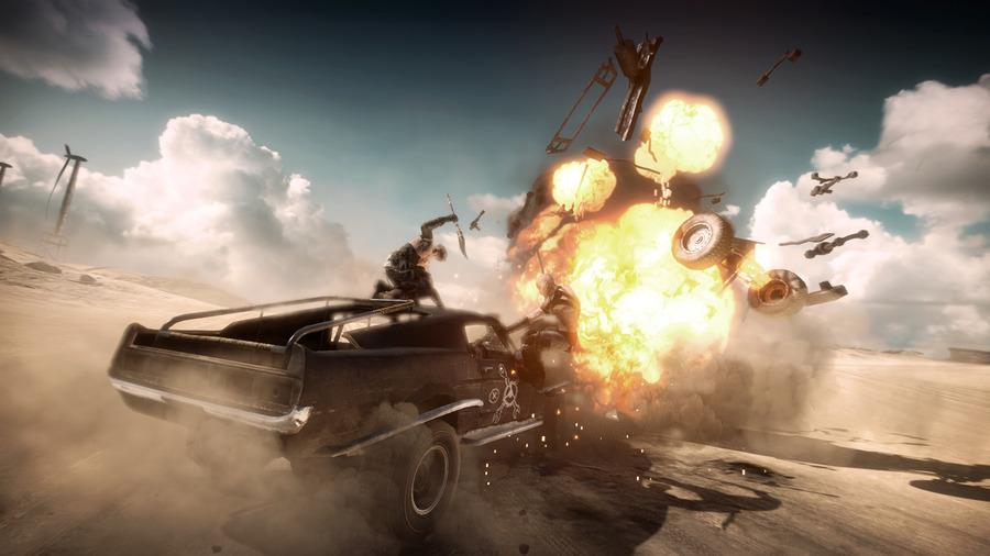 Mad Max (2015) PC - Скриншот 3
