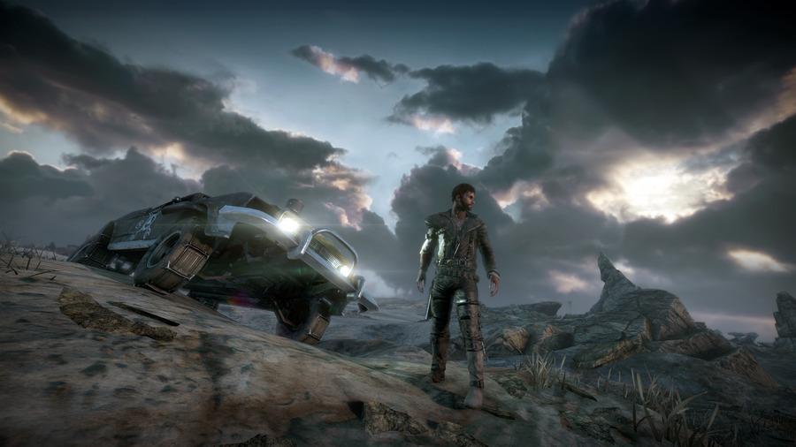 Mad Max (2015) PC - Скриншот 2