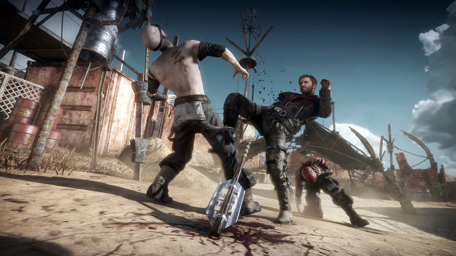 Mad Max (2015) PC - Скриншот 1