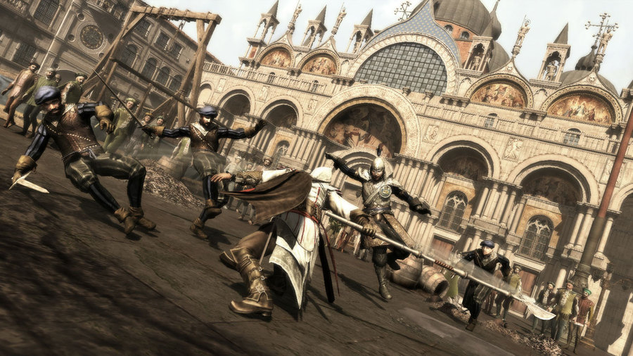 Ubisoft �������� ������ Assassin�s Creed
