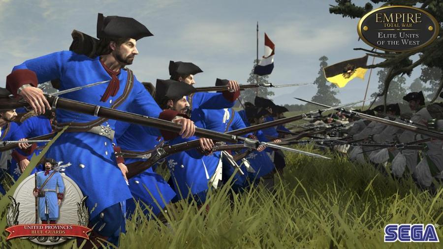 Sega europe ltd gibt bekannt, dass empire: total war - the warpath campaign ab sofort exklusiv über steam für 6