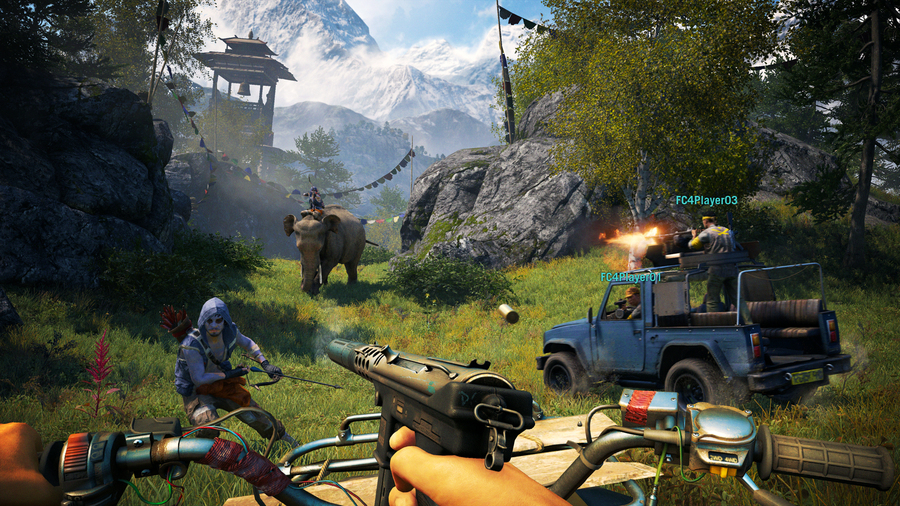 Far Cry 5 Download PC Game – Crack CPY – Torrent