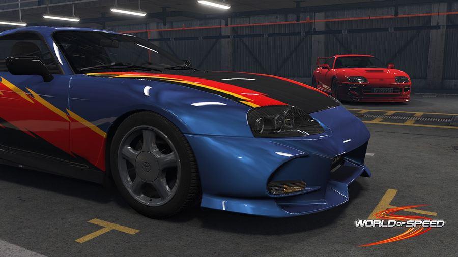 Скриншот World of Speed