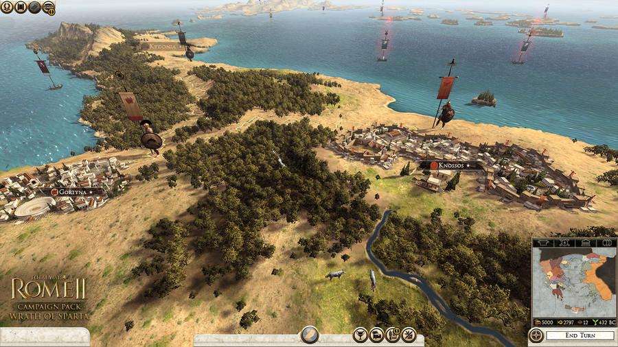 Версии Total War Rome 2 2.2 0